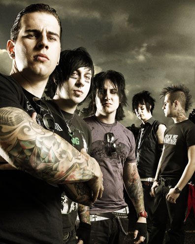 Midas Promotions | Avenged Sevenfold Live in Singapore 2012