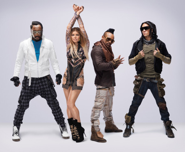 midas promotions the black eyed peas live in bangkok 2006