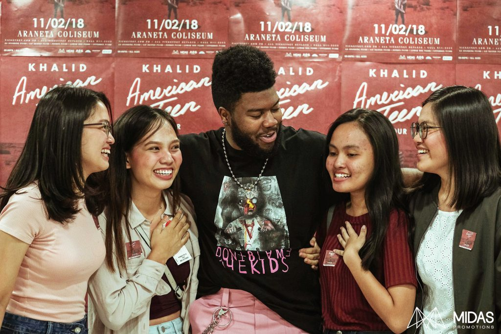 Khalid Manila M&G