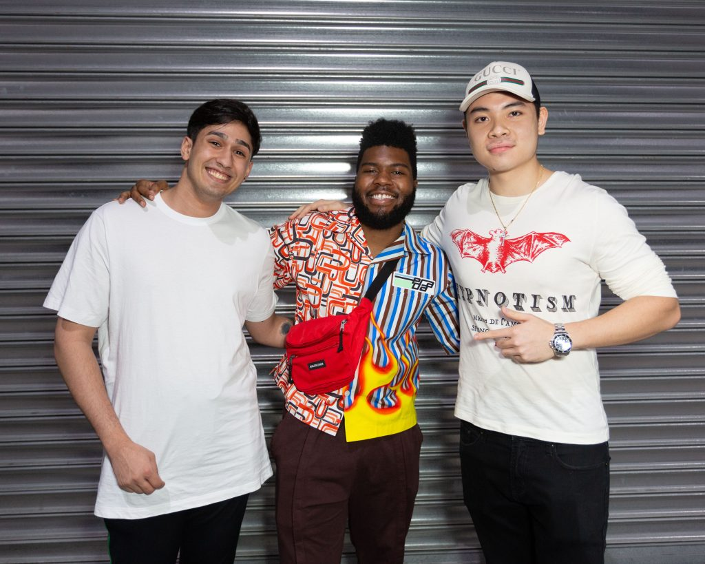 Khalid Singapore M&G